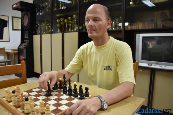 Izašao je članak u Zadarskom listu o našem šahovskom prvaku