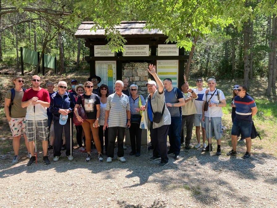 Posjet Nacionalnom parku Paklenica