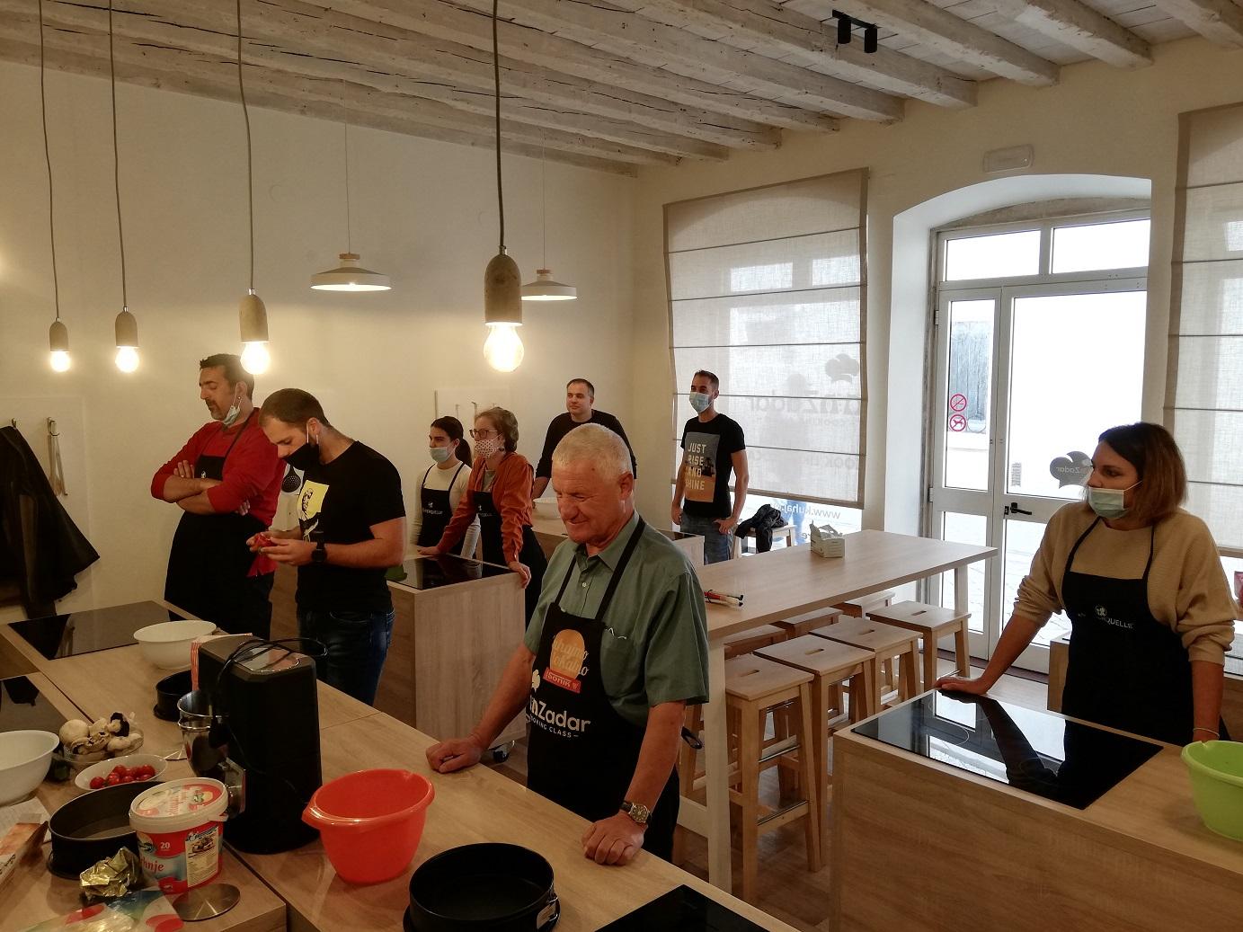 """Održana druga radionica kuhanja u sklopu projekta """"Zajedno, aktivno, ravnopravno!"""""""